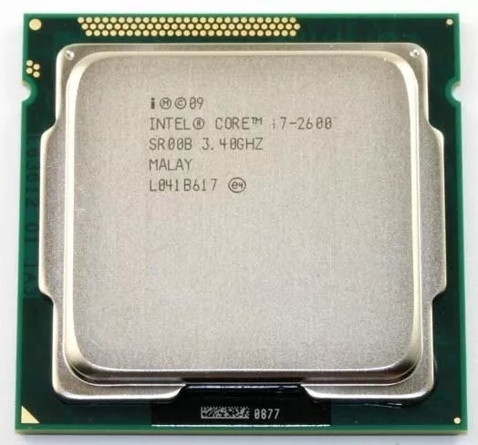 Processador Intel Core I7 2600 3.80ghz Lga1155 Oem Usado