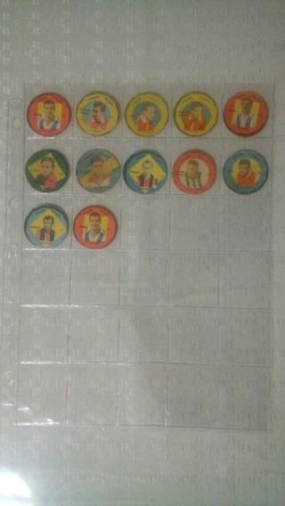 Folio De 30 Bolsillos Para 60 Tasos