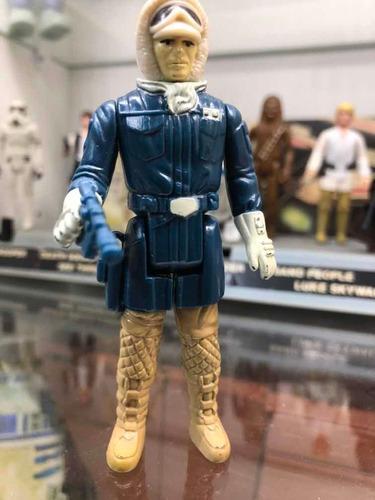 Star Wars Kenner Vintage Esb 1980 Han Solo Hoth Doestoys V15