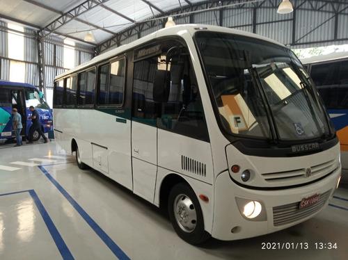 Micro Onibus Buscar Mb 915 Completo Janelado 2008 A/c Troca