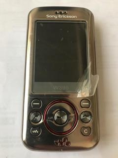 Celular Sencillos Sony Ericsson W395 Original.