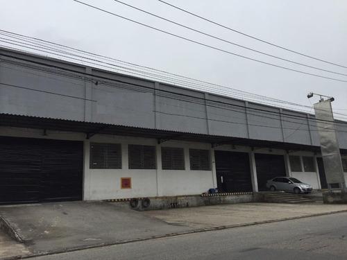 Galpão Para Alugar, 3440 M² Por R$ 96.320,00/mês - Vila Leopoldina - São Paulo/sp - Ga0472