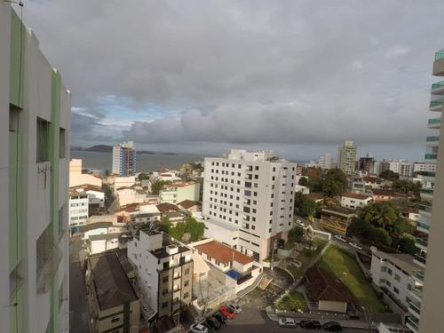 Apartamento Em Centro, Guarapari/es De 35m² 1 Quartos À Venda Por R$ 160.000,00 - Ap550982