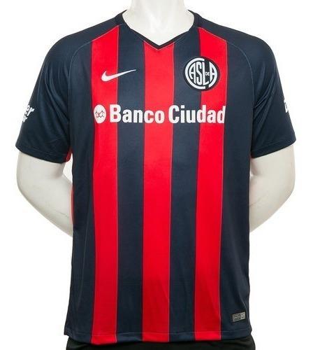 Camiseta Nike San Lorenzo De Almagro 2018 Titular Hot Sale!