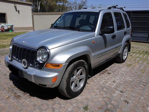 Jeep Cherokee 3.7 Limited 2007
