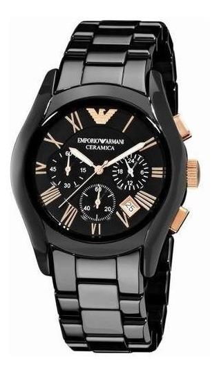 Relógio Emporio Armani Ar1410 C/caixa 12 X Sem Juros