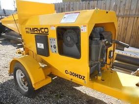Bomba Para Concreto Cipsa Mayco Diesel Motor Deutz 30 Hp