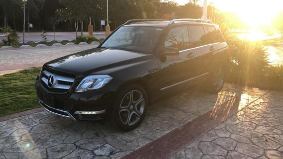 Mercedes Benz Clase Glk 300 Off Road 2014 Negra