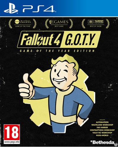 Fallout 4 Goty (español) Juga Con Tu Usuario