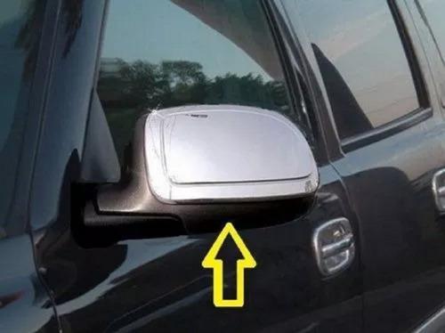 Imagen 1 de 8 de Cadillac Escalade 2002 - 2006 Cubre Espejos Cromados Nuevos!