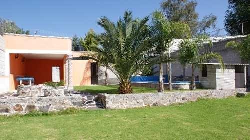Venta Casa 1 Planta En El Salto Huimilpan A 20 Min. De Queretaro.