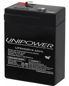 Bateria Para Brinquedo Carrinho Eletrico Motinha 6v 4,5ah