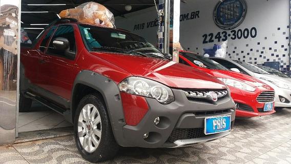 Fiat Strada Adventure 1.8 16v (flex) (cabine Estendida) Fl