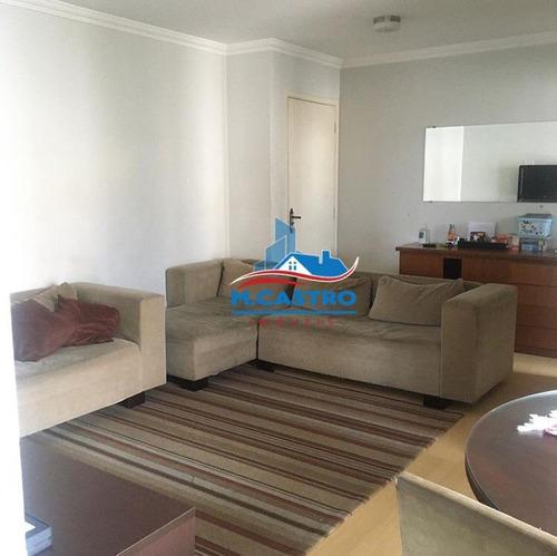 Imagem 1 de 11 de Apartamento 2 Dormitórios - 64m² - Horto Do Ype - C/ Piscina - 1089
