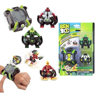 Ben 10 Omnitrix Lanza Discos Transformers Int 76790 Original
