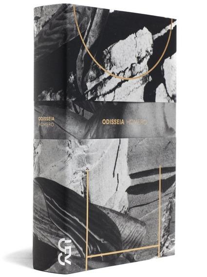 Odisseia Homero Edição Luxo Cosac Naify Tróia + Frete Grátis