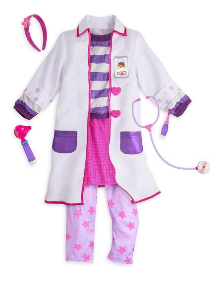Disfraz Doctora Juguetes, Doc Mcstuffins Original Disney T-4