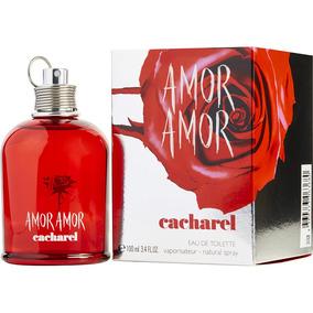 Perfume Amor Amor - Eau De Toilette Feminino - 100ml