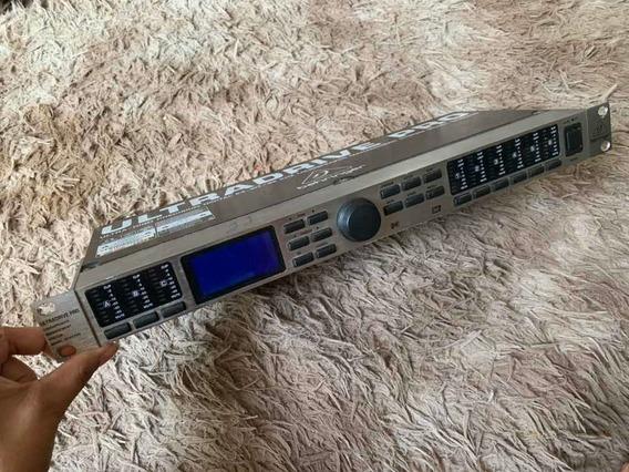 Processador De Audio Behringer Dcx2496 Pro