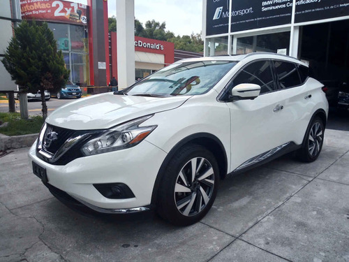 Nissan Murano 2019 5p Exclusive V6/3.5