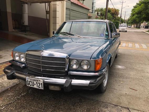 Mercedes Benz Clásico Sedán