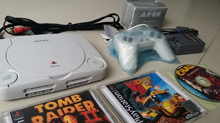Play Station One Ps1 Consola Chip Para Cambio De Lente