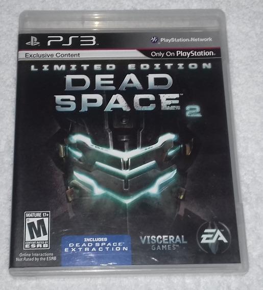Dead Space 2 Limited Edition Ps3 ** Frete Grátis Leia