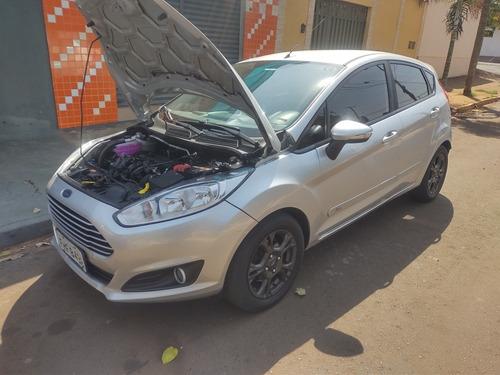 Imagem 1 de 9 de Ford Fiesta 2014 1.5 Se Flex 5p