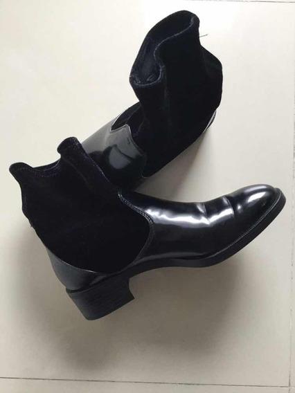 Botas Zara Usa Negras