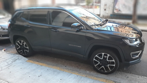 Jeep Compass 2.4 Limited Plus 2018