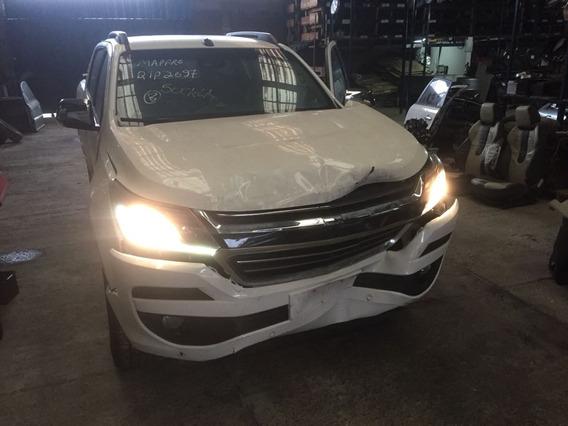 Sucata Peças Acessórios Chevrolet S10 2018 206cv
