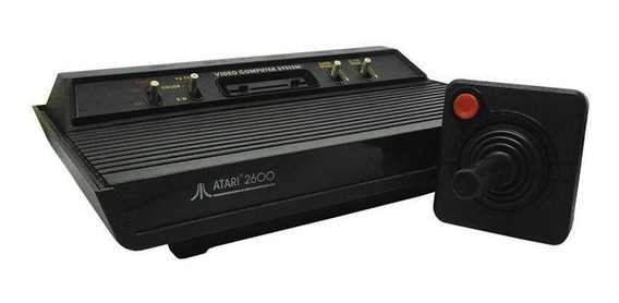 Console Atari 2600 Atari Pronta Entrega