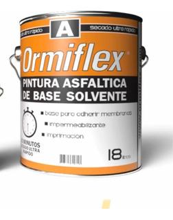 Pintura Asfaltica Ormiflex Sec Ultra X 4l Pintu Don Luis Mdp