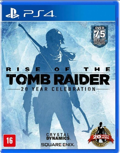 Rise Of The Tomb Raider Ps4 Original 1