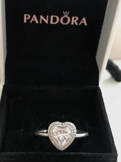 Anel Amor Brilhante Pandora - Original
