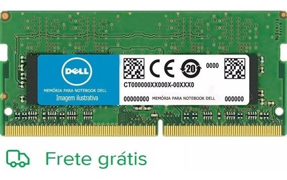 Memória 8gb Ddr3l 1600mhz Sodimm Para Dell Inspiron 15 5558