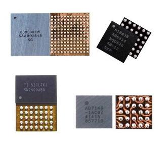 Combo Componentes Cis Reparo Placa Logica iPhone Manutenção