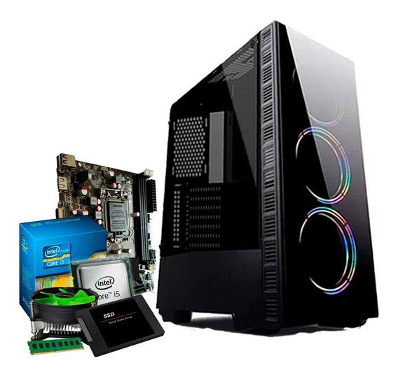 Pc Intel Core I5 3.4 Ghz, 16gb, Ssd 240gb, Hd 1tb + Nfe