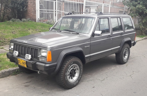 Jeep Cherokee Limited 4x4 Automática Full Equipo 1994