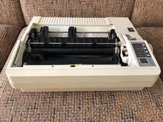 Impressora Matricial Citzen 200gx Modelo Ah20-m01 Com Cabos