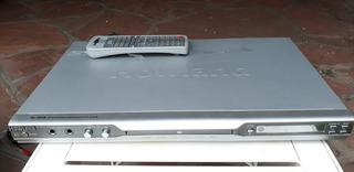 Dvd Howland Hl-d918 /svcd/cd/mp3 Player -2 Entradas Micro/ K