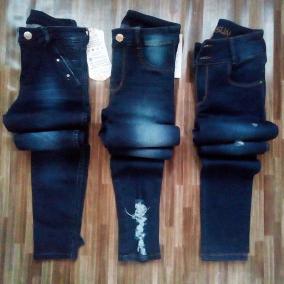 Jeans Para Dama Llevalo X Tan Solo 12verdes