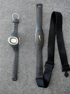 Reloj Pulsómetro Nike Triax C3 (casi Sin Uso)