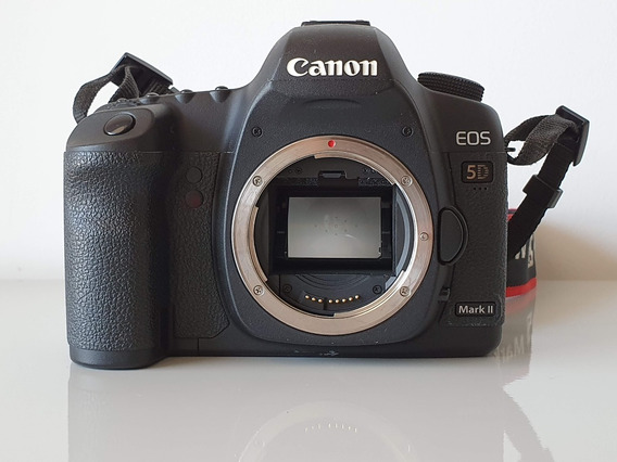 Canon 5d Mark Il + 3 Cartões + 4 Baterias + 2 Carregadores