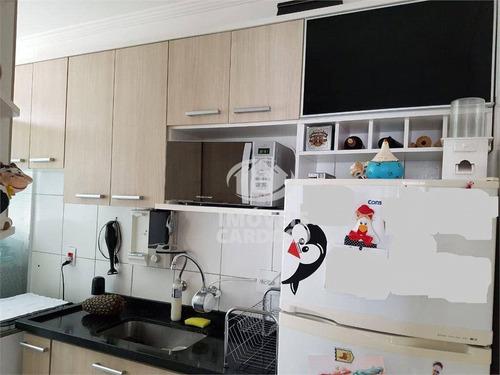 Imagem 1 de 11 de Apartamento Com 2 Dormitórios À Venda, 45 M² Por R$ 275.000 - Jaraguá - São Paulo/sp - Ap0194