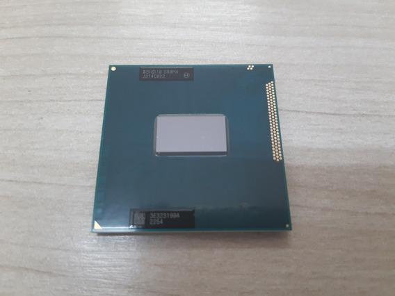 Processador Para Notebook I5-3320m, Sr0mx. Terceira Geração