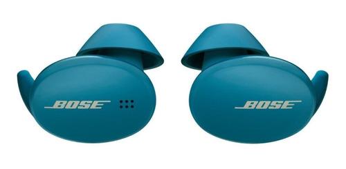 Imagen 1 de 4 de Audífonos in-ear inalámbricos Bose Sport Earbuds baltic blue