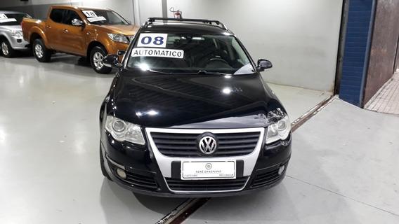 Volkswagen Passat Variant 2008 2.0 Tfsi Comfortline 5p