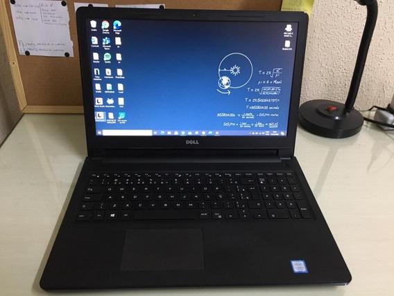Notebook Dell Inspiron 15-3567 - I7-7500u - 2tb E 8ram