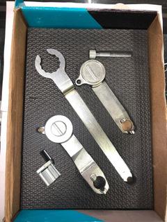 Kit 5 Ferramentas Sincronismo Vw Ea211 12 E 16v Turbo E Mpi